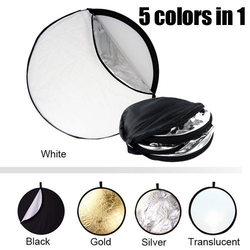Reflector Disc 5 in 1 110cm