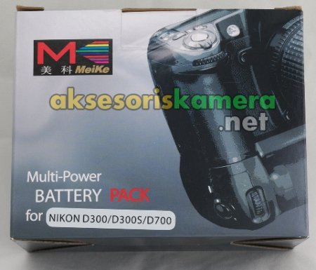 Battery Grip  MB-D10